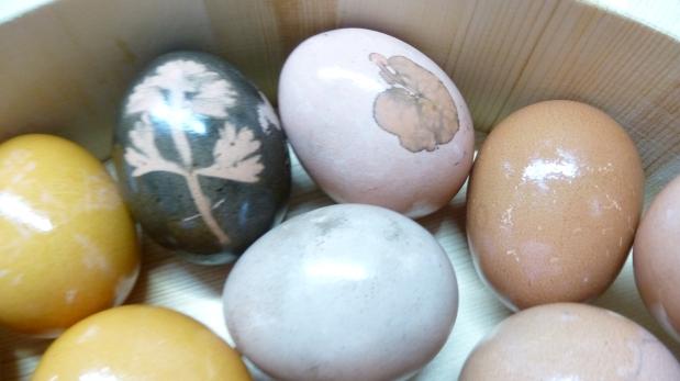 """Kräuterstammtisch März """"Ostereier färben mit Naturfarben"""""""