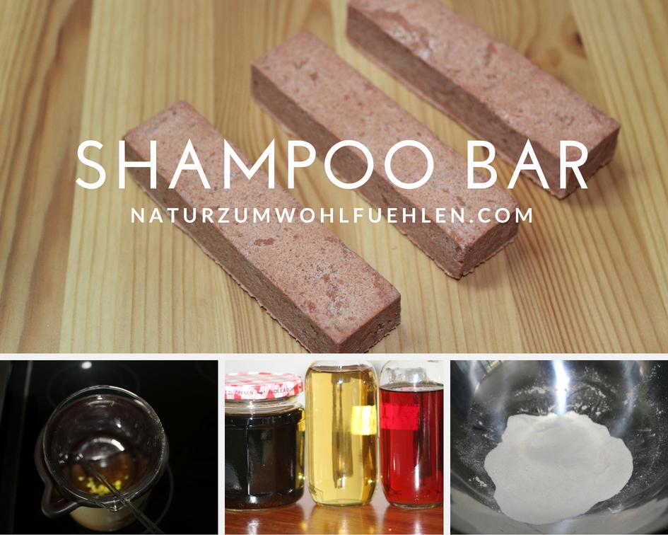 Shampoo Bar Selbstgemacht Natur Zum Wohlfuhlen